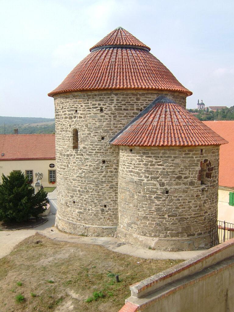 FORTNA STAV Znojemská rotunda